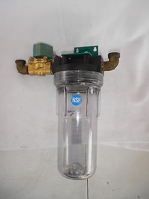 """Dental 3/4"""" Water Bypass System w/ Solenoid w/ Low Voltage Control Box"""