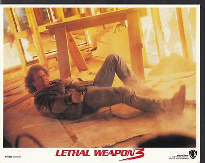 Mel Gibson Lethal Weapon 3 1992 original movie photo 30885
