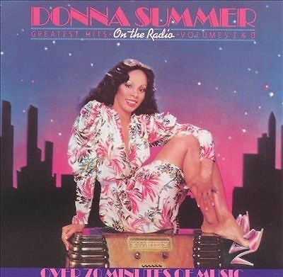 Donna Summer On the Radio: Greatest Hits, Volumes 1 & 2  CD