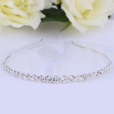 Wedding Headband Bridal Crystal Diamante Rhinestone Bridesmaid Party Jewelry YY