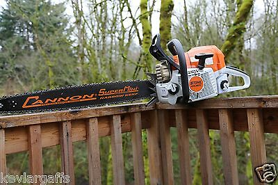 PILTZ Stihl MS362 Customised CHAINSAW 24 inch Cannon