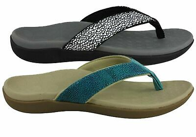 New Scholl Orthaheel Sonoma Ii Womens Comfortable Supportive Thongs