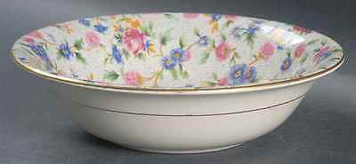 Royal Winton OLD COTTAGE CHINTZ Cereal Bowl 641735
