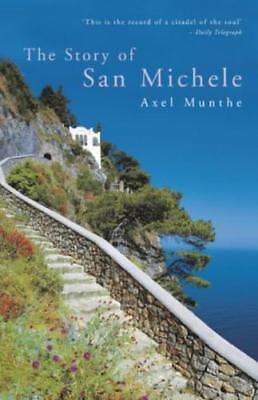 The Story of San Michele by Axel Munthe | Paperback Book | 9780719566998 | NEW