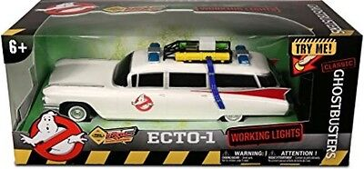 """Ghostbusters 14-Inch """"Classic"""" Ghostbusters Radio Control Ecto-1 Car"""