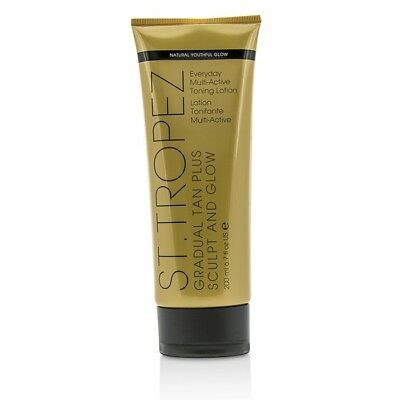 St. Tropez Gradual Tan Plus Sculpt And Glow Everyday Multi-Active Toning 200ml