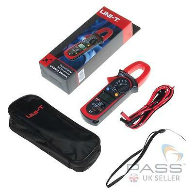 *NEW* UNI-T UT203 Digital Clamp Meter,  AC/DC, Voltage, Resistance, Frequency /