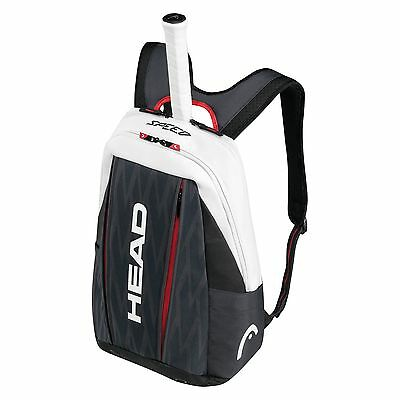 Head Djokovic Tennis Racquet Practice Backpack