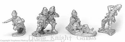 Old Glory Colonialism Boer War British 25mm Wounded British Pack MINT