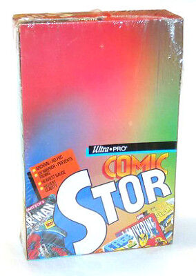 Comic Stor Ultra Pro 100 Comic Protective Sleeves Fits Current and Silver Age