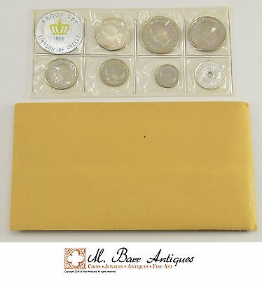 1965 Greece Proof Coin Set *0104