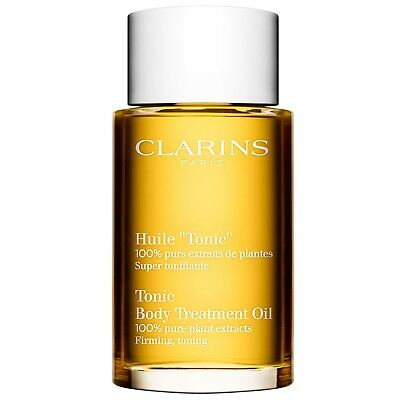 Clarins Body Treatment Oil Tonic Firming & Toning 100ml for women