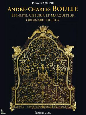 Andre-Charles Boulle, cabinetmaker, carver and marquetry inlayer