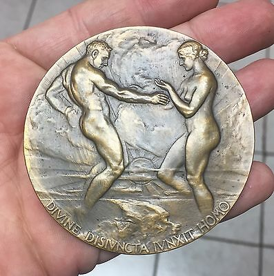 1915 Panama-Pacific International Exposition Award Medal Bronze