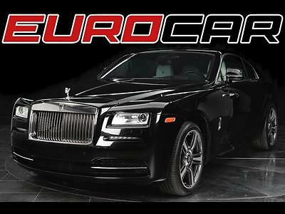2014 Rolls-Royce Other Base Coupe 2-Door 2014 Rolls-Royce Wraith - Stunning White Interior w/ Piano Black Trim, 1 Owner