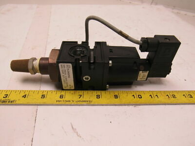 "Parker Watts SC75-04M/M2 Pneumatic Soft Start Valve 1/2""npt 24V"