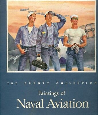1940s Abbott Collection Paintings of Naval Aviation