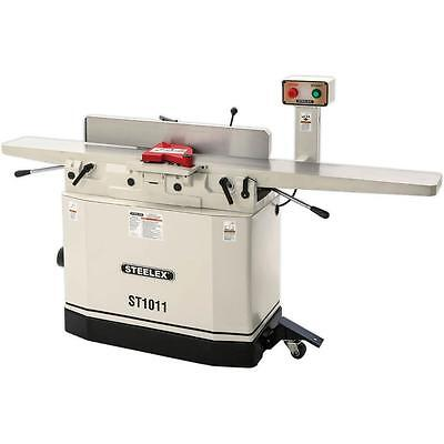 """Shop Fox ST1011—8"""" Jointer with Helical-Style Cutterhead - Free Shipping"""