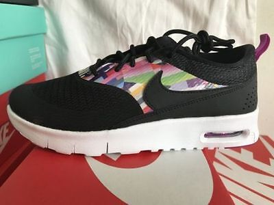 Nike Air Max Thea Print (Ps) Kids Shoes Asst Sizes Brand New 844472 001