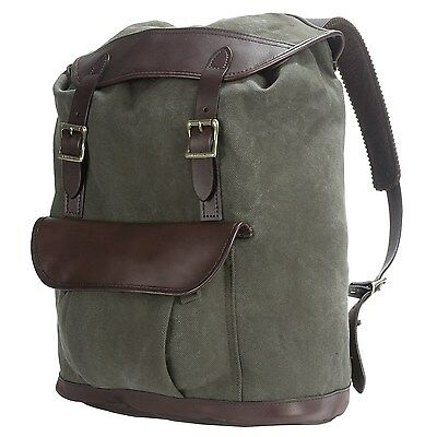 9bbcc5af08 New With Tags Filson Rugged Canvas Rucksack Backpack 11070431 Otter Green