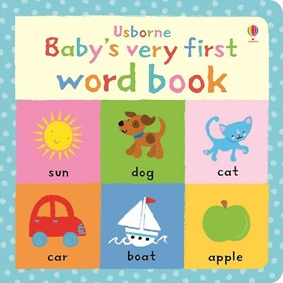 Baby's Very First Word Book (Baby's Very First Books) (Hardcover). 9781409523062