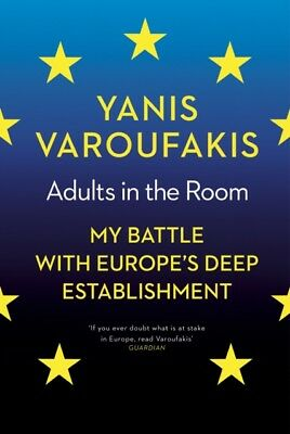 Adults In The Room, Varoufakis, Yanis, 9781847924452