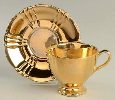 Royal Winton GOLDEN AGE Cup & Saucer S1177914G2