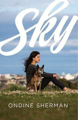 NEW Sky By Ondine Sherman Paperback Free Shipping