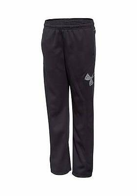 Boys Xl Extra Large 18-20 Under Armour Black Fleece Lined Athletic Pants Nwt