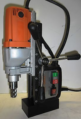 """Package Brm35A Magnetic Drill Mag Drill + 1"""" Annular Cutter Set Bluerock ® Tools"""