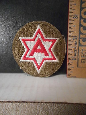 United States Army 6th Army Patch,  Old   719TB.