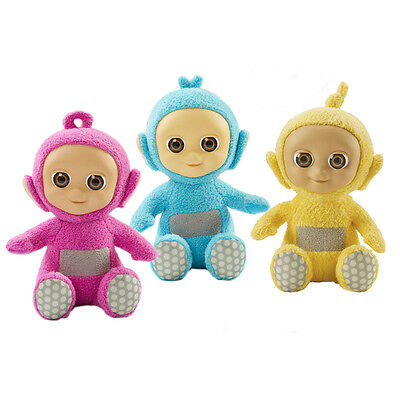 Teletubbies Giggling Tiddlytubbies Soft Toy CHOICE OF CHARACTER, NEW