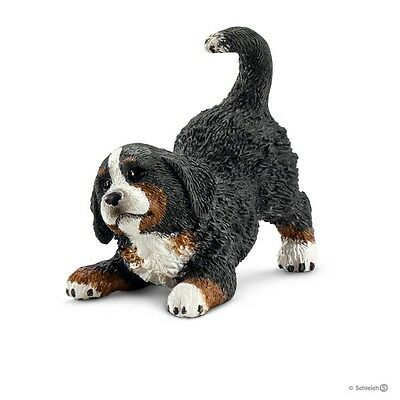 Schleich 16398 Bernese Mountain Dog, puppy New in Package