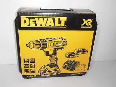 DeWalt empty Box/carrier for 18v  Hammer Drill set NO TOOLS INCLUDED Please