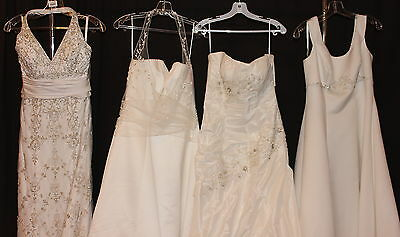 NWD Lot of 7 Maggie Sottero, Casablanca, Allure and more! wedding dresses gowns