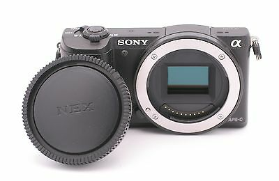 Sony Alpha a5100 24.0MP Digital Camera - Black (Body Only)