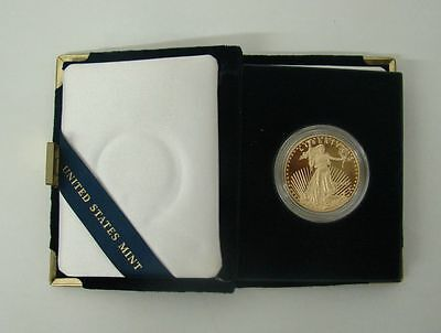 2011-W Proof 1oz $50 Dollar Gold Eagle Coin