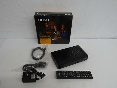 Bush 1TB Freeview HD Digital Set Top Box With Smart Apps RRP 179.99 lot B4036