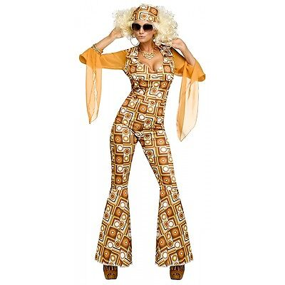 Disco Diva Costume Halloween Fancy Dress