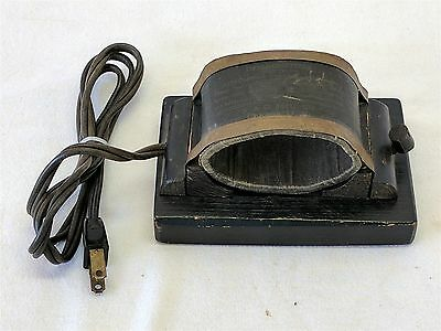 Antique WATCH DEMAGNETIZER / labeled S&O MFG. Co. / early 20th Century