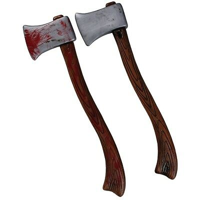 Axe or Bloody Axe Costume Accessory Adult Halloween