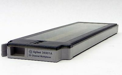 Agilent Keysight 34901A 20-Channel Multiplexer 2/4-Wire Module 34970A 34972A