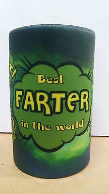 FART - FARTS - HUMOR - Stubby holders - COASTERS - Stickers - Choose one