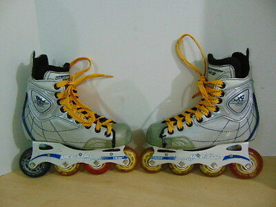Roller Hockey Skates Child Size 2.5  Shoe Size CCM Vector PF2