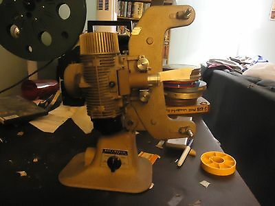8mm  Bell and Howell Antique Projector