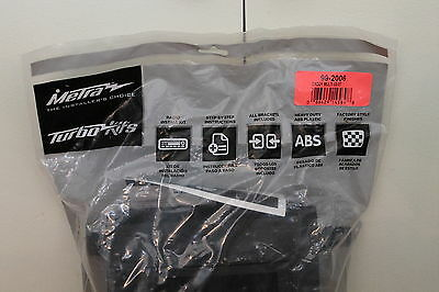 Metra 99-2006 Install Dash Kit FOR Select 2003-07 Cadillac Vehicles #NS8