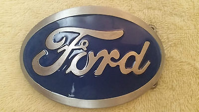 Ford Oval Belt Buckle