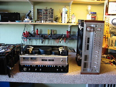 Pioneer Sx-1980--Repair Service--Full Cleanup And Adjustment--Performance Check