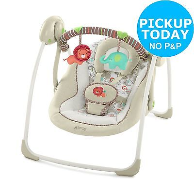 Comfort & Harmony Portable Cozy Kingdom Baby Swing -From the Argos Shop on ebay