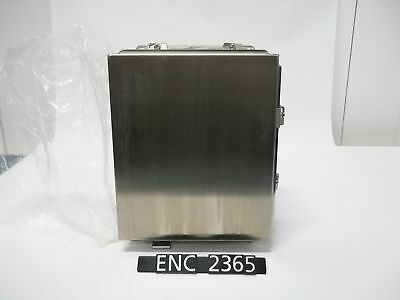 NEW OTHER Wiegmann BN4121006CHSS Stainless Steel  Enclosure (ENC2365)